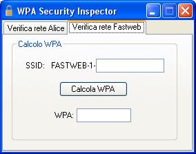 wpa calculator