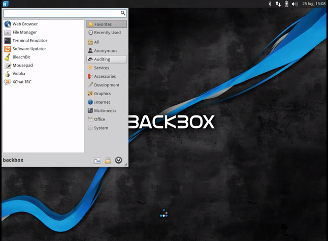 BackBox 4.0 Preview - Anonymous Mode