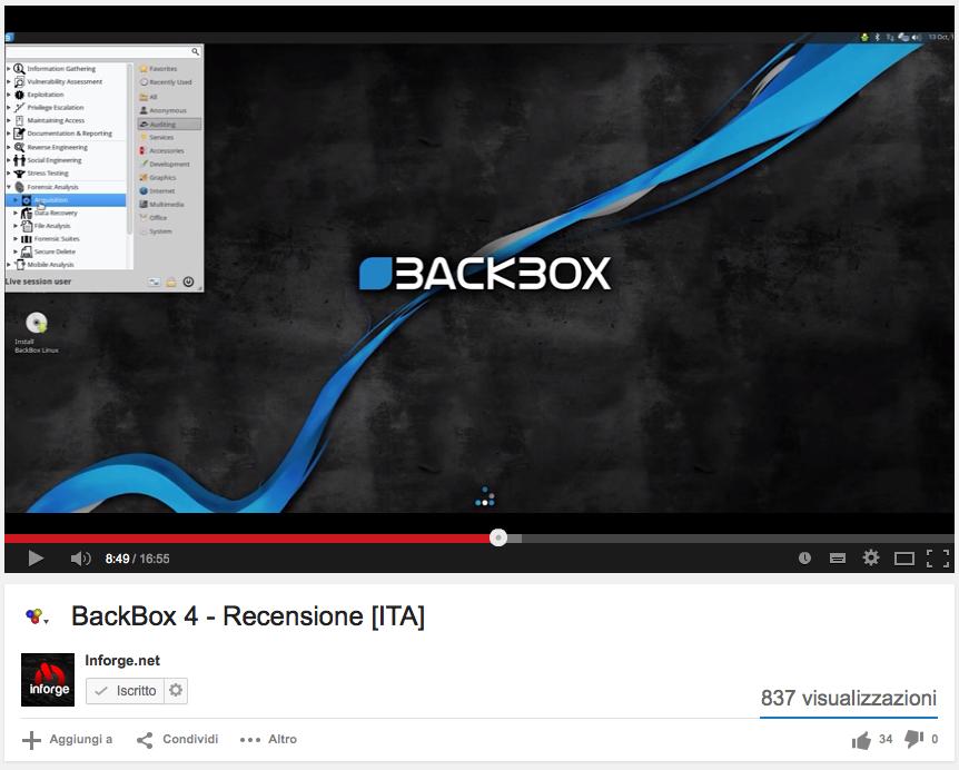 BackBox 4 - Recensione Inforge