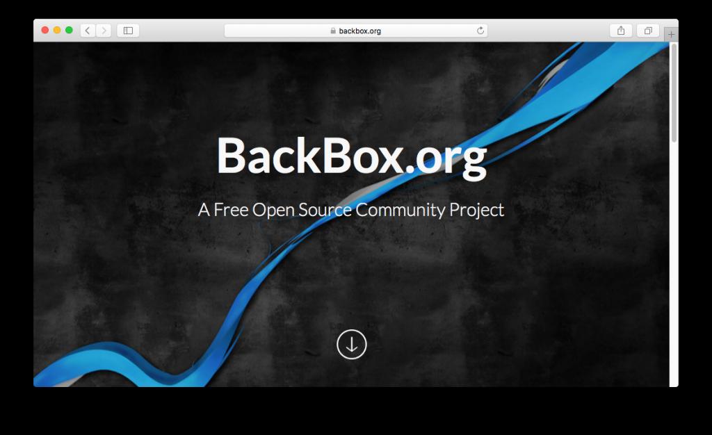 BackBox New Site 2016